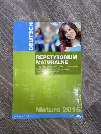 Podręcznik do niemieckiego repetytorium maturalne