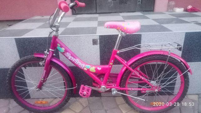 велосипед spring