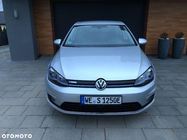 Volkswagen Golf nawigacja kamera virtual kokpit led xenon