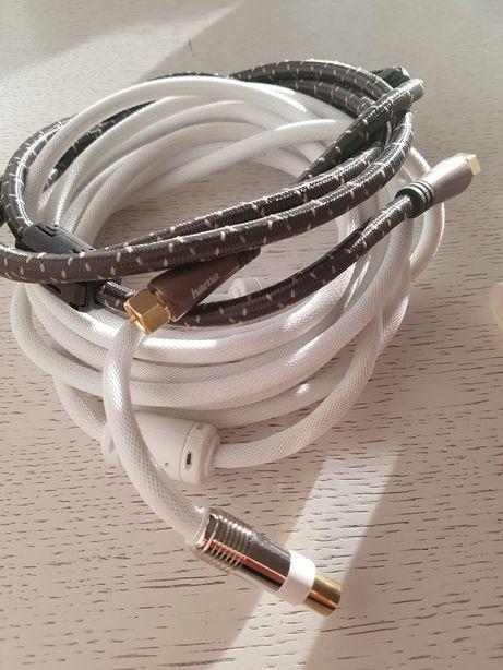 Kabel antenowy Hama