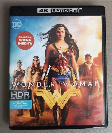 Wonder woman 4k hdr