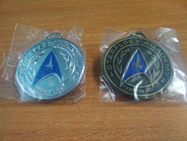 """Брелок Star Trek - """"Fleet Command"""" фэнтези фильм Стар Трек подарок!"""