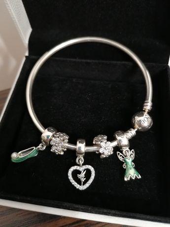 Bransoletka Pandora charms