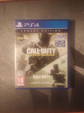 Call of Duty Infinite Warfare Ps4 Stan idealny