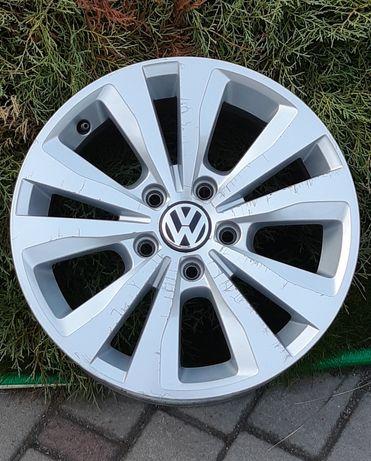 Оригинал Запаска Golf Диск Volkswagen R16 5×112 Caddy Touran Jetta