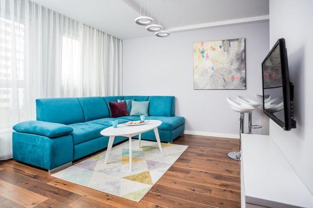 Luksusowy apartament na doby z sypialnią w centrum Białegostoku