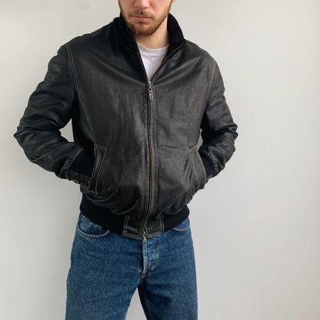 Кожаная куртка от Enrico Mandelli