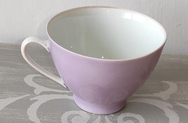 Porcelana Ćmielów- filiżanka Feston W.Potacki , lata 60-te