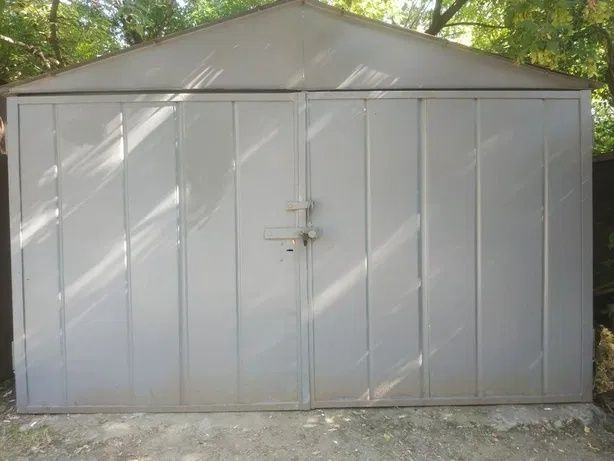 продам гараж розборный