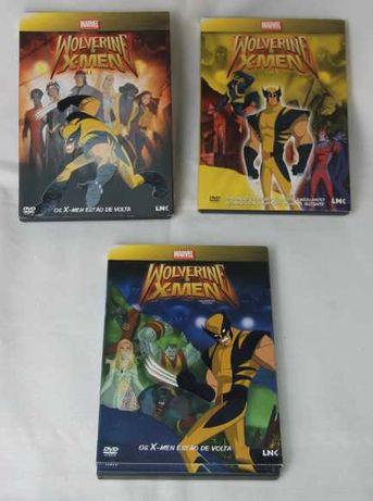 Wolverine & X-Men da Marvel - DVD