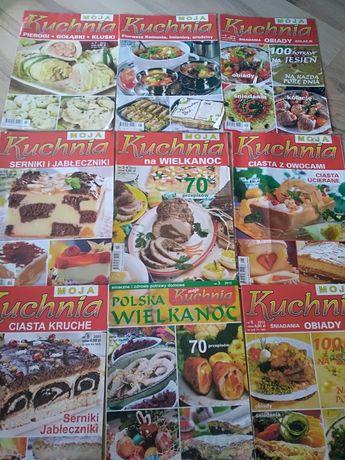 Czasopismo Moja Kuchnia przepisy kulinarne