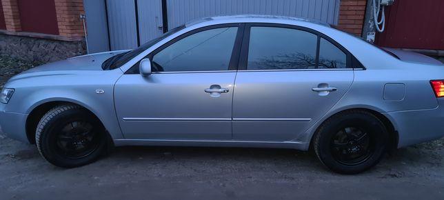 Запчасти для Hyndai Sonata NF 2004-2006