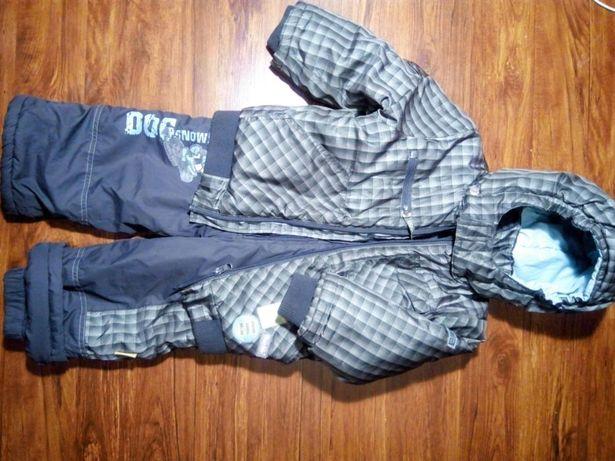 Зимний костюм для мальчика, рост 92