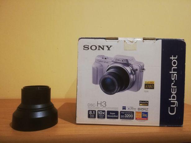 Sony dsc h3 cybershot