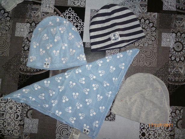 czapki na wiosnę HM 74-80