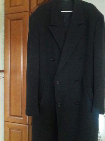 Пальто мужское осень зима 58-60