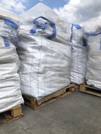 Worki na złom odpad trociny 100/100/189 cm mocne worki 1250 kg
