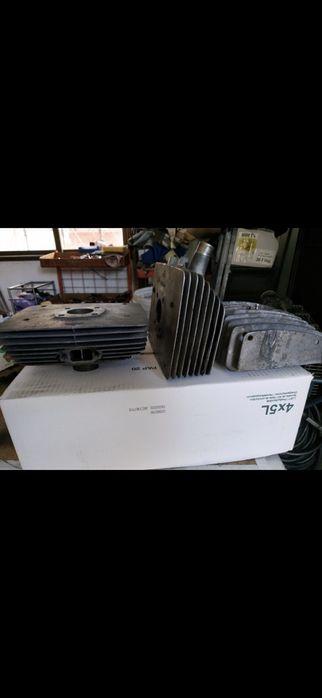 Cilndro e colaça zunapp5 Freixo De Cima E De Baixo - imagem 1