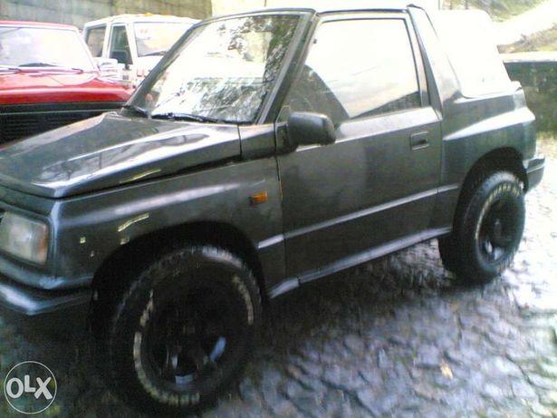 Suzuki Vitara 1.6 Carburador Caixa Motor