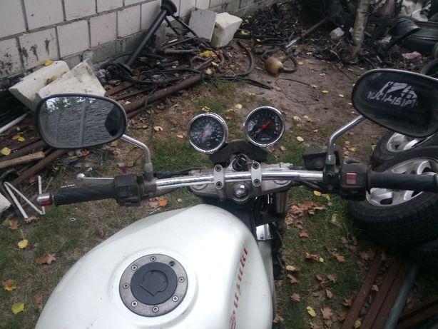 Lusterka Suzuki BANDIT 600 GSF 1200 GS500 SV650 WYSYŁKA Okazja!!!