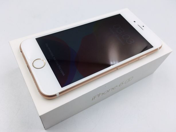 iPhone 6S 32GB ROSE GOLD • NOWA bateria • GW 1 MSC • AppleCentrum