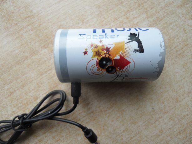 Głośnik do telefonu w kształcie baterii R-20