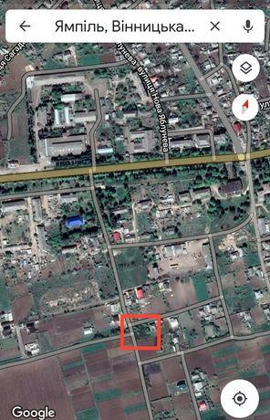 Приватизований участок земля під будівництво в житловій зоні