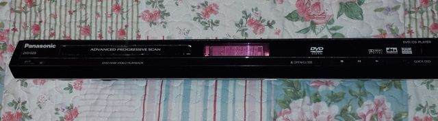 PANASONIC Odtwarzacz DVD Panasonic DVD-S29