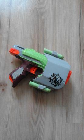 Nerf Sidestrike + uchwyt na pistolet do paska
