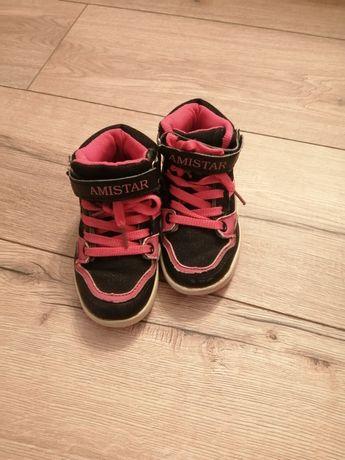 Buty dla dziewczynki rozmiar 24
