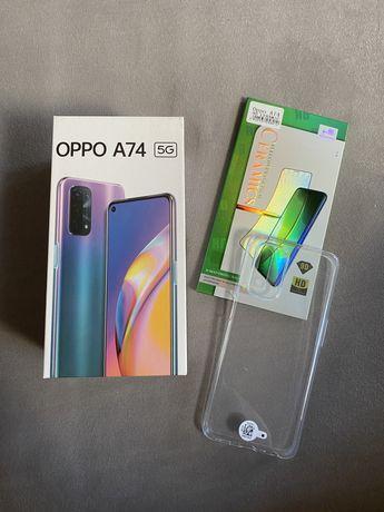 Nowy Smartfon Oppo A74 6/128 GB czarny