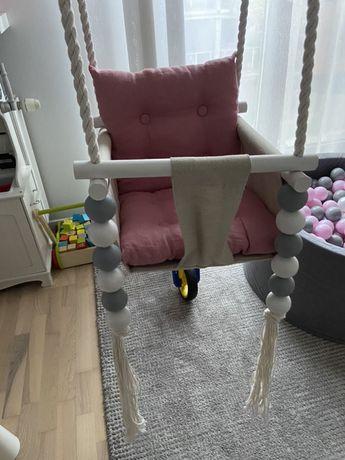 Huśtawka dla dziecka do domu Little M