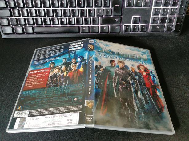"""X-men """"O confronto final"""" DVD"""