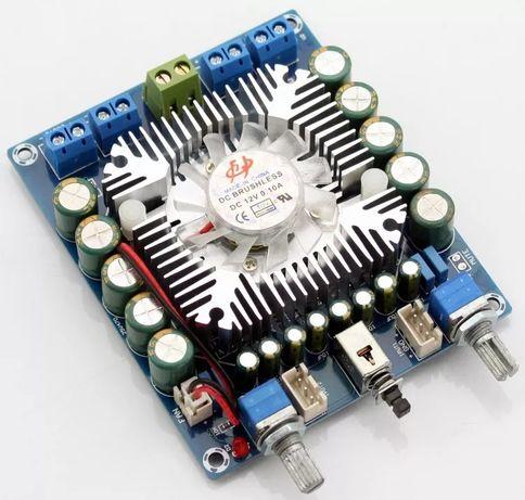 Усилитель мощностиTDA7850 4*50 W. автомобильный аудио усилитель. 15 V