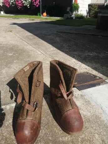Wartownicze buty niemieckie1942r