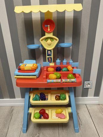 Sklep dla dzieci zabawkowy kasa fiskalna