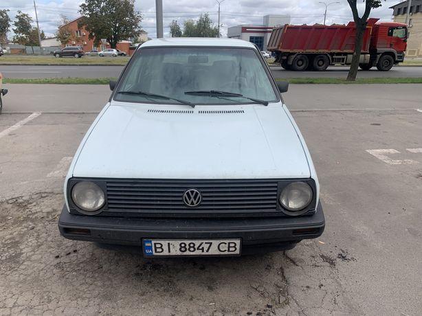 Продам Volkswagen Golf 2 1.6 diesel