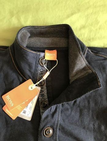 Hugo Boss Orange кофта, реглан, лонгслив, свитер L (Lagerfeld, Bogner)