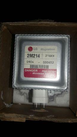 Магнетрон 2М214 LG для микроволновой печи продам