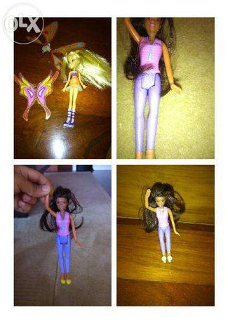 Conjunto de 10 Brinquedos de menina