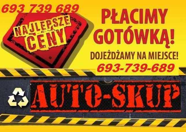 Skup Aut, Kasacja i Złomowanie Puck Władysławowo Hel