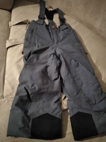 Зимние теплые штаны