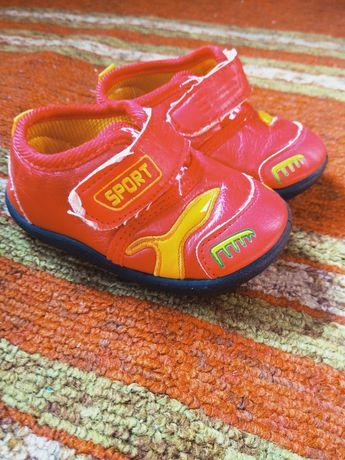 кроссовки, туфли, 12 см, 18 19 размер