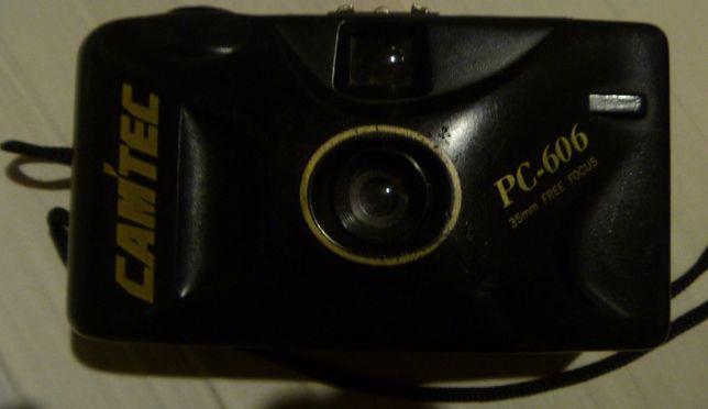 Плёночный фотоаппарат (камера) CAMTEC PC-606 35mm FREE FOCUS