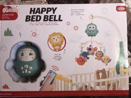 Мобиль в кроватку