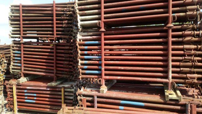 Stemple budowlane używane regulowane Sztyce Dźwigary H20