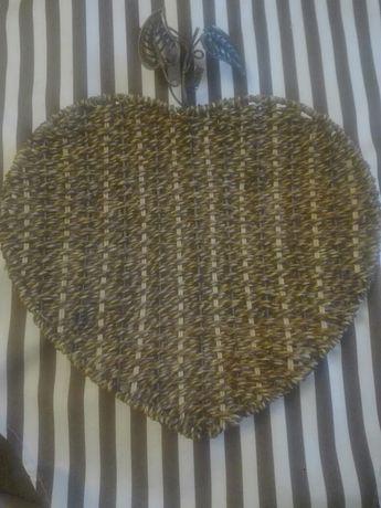 Фруктовница  плетенная