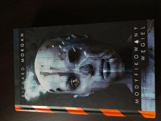 Modyfikowany węgiel Richard Morgan książka