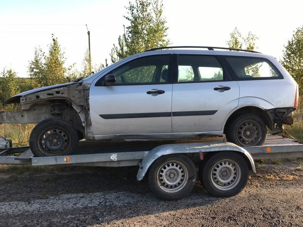 Розборка Ford focus connect 1.8tdci