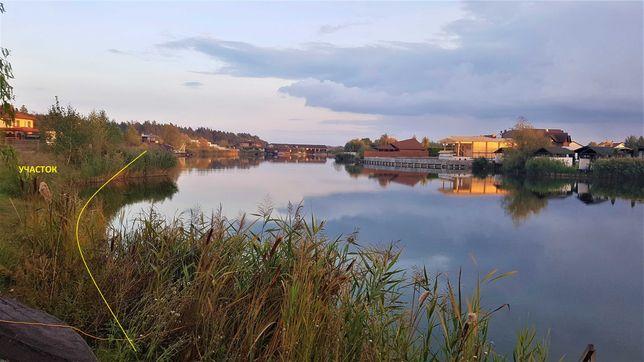 Участок у воды в Дримленде Новообуховская